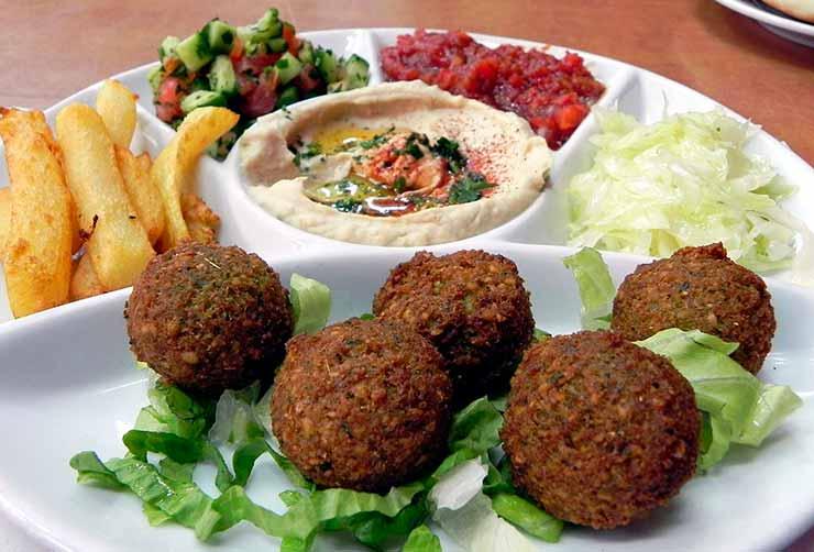 Restaurantes em Tel Aviv