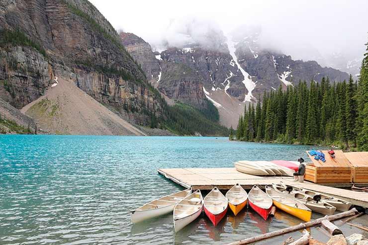 O que fazer em Banff, Canadá?