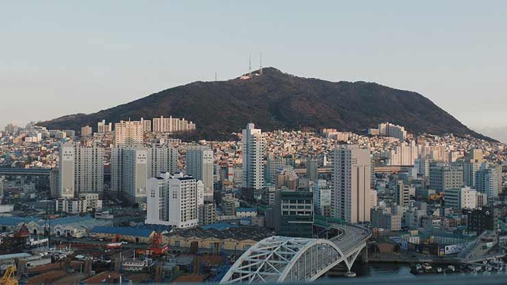 Montanha de Jangsan