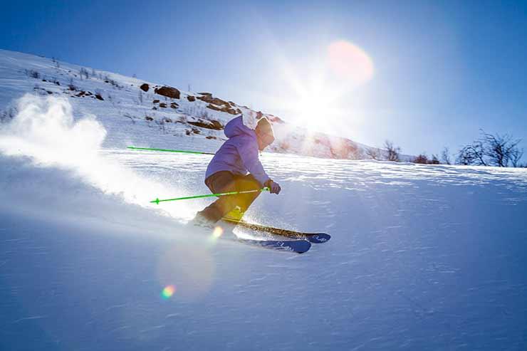 Chamonix, França: estações de esqui