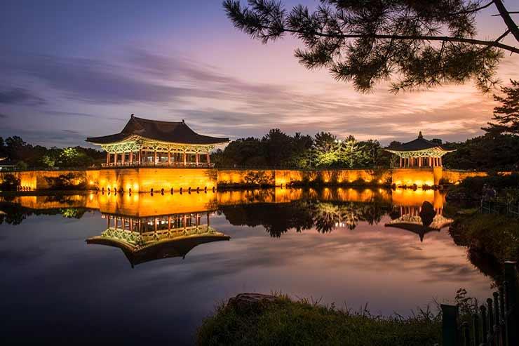 Cidades da Coreia do Sul: Gyeongju