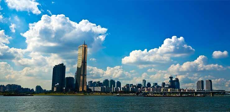Cidades da Coreia do Sul: Seul