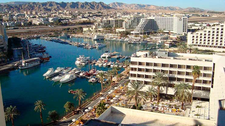 Cidades de Israel: Eilat