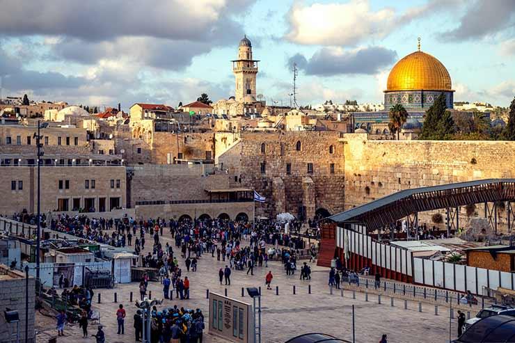 Qual a melhor época para ir à Israel?