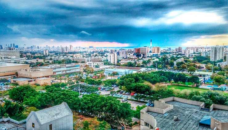 Cidades de Israel: Tel Aviv
