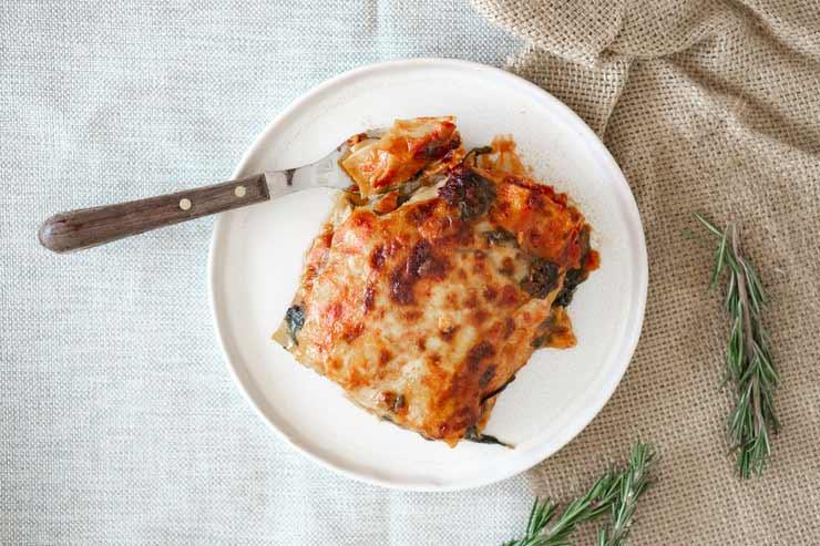 Comidas Italianas: Lasagna