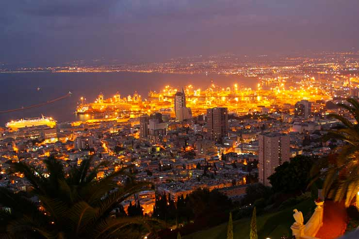 Haifa, Israel: história