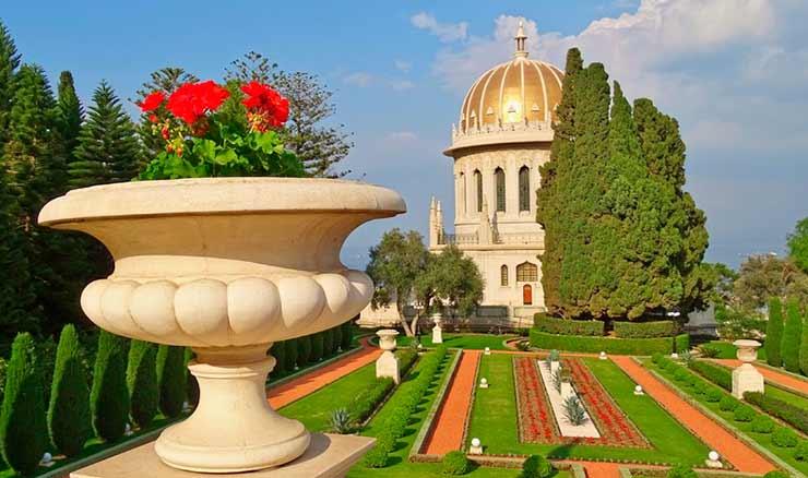 Jardim de Bahá'í