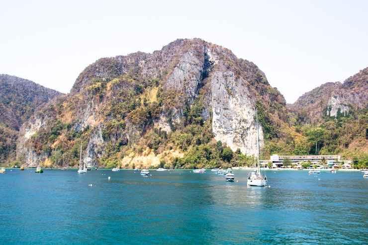 Onde ficam as ilhas Phi-phi?