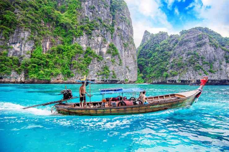 Quanto custa uma viagem para ilhas Phi-phi?