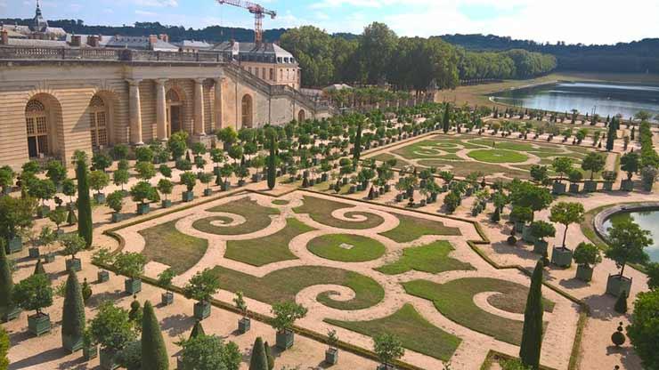 Palácio de Versalhes, França