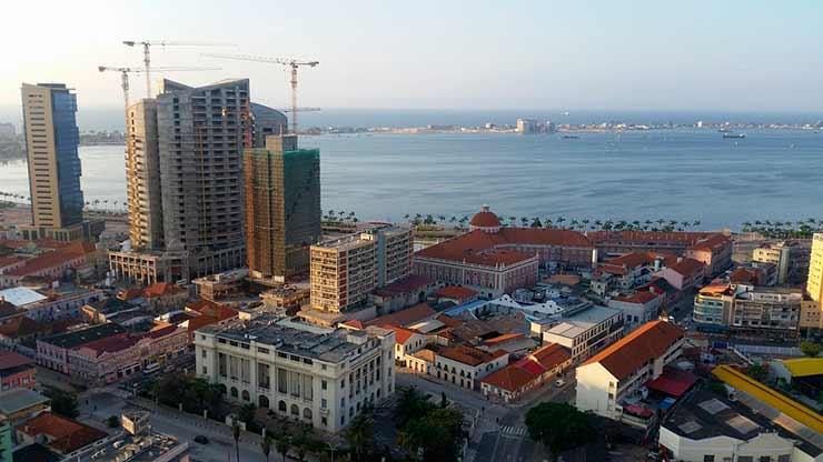 Países da África: Angola