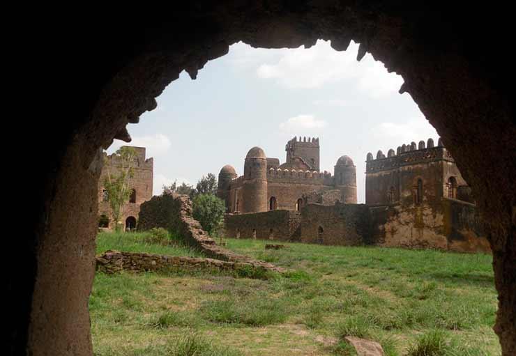 Países da África: Etiópia