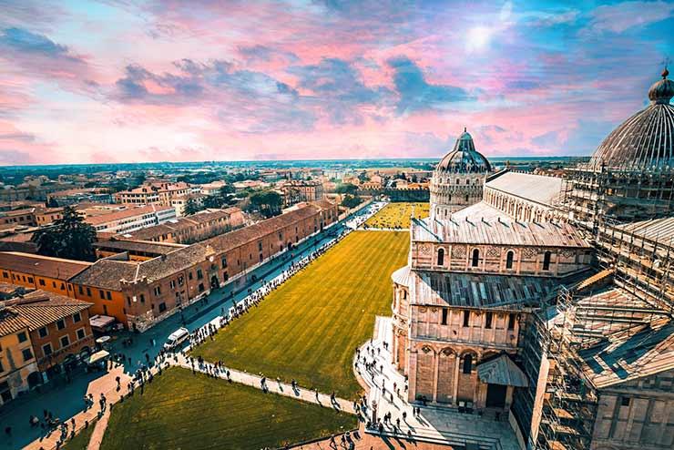 Pisa, Itália: dicas