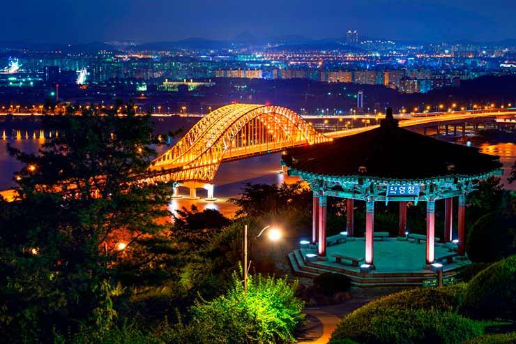 O que fazer quando chegar na Coréia do Sul?