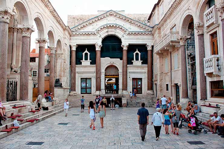 Palácio de Dioclesiano