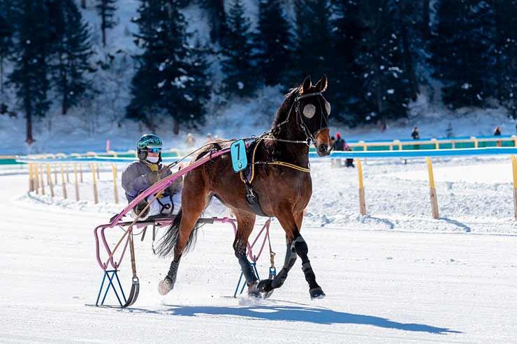 O que fazer em St Moritz no Inverno?