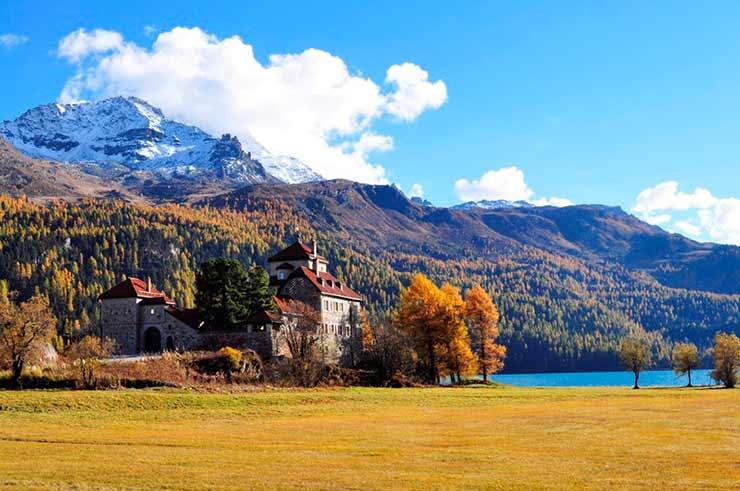 Quando ir à St Moritz?