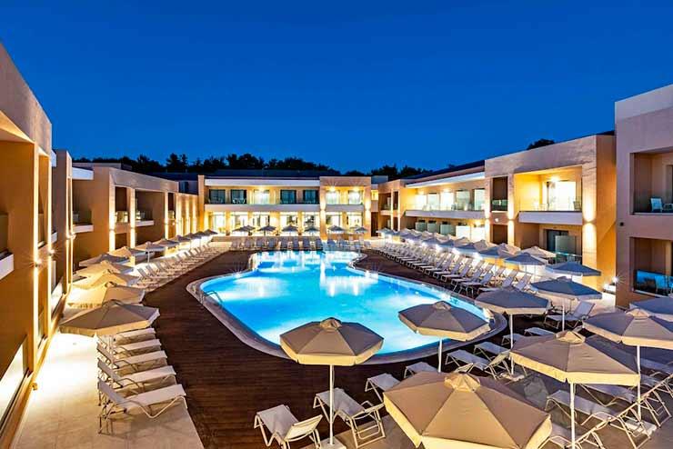 Onde ficar em Zakynthos, Grécia