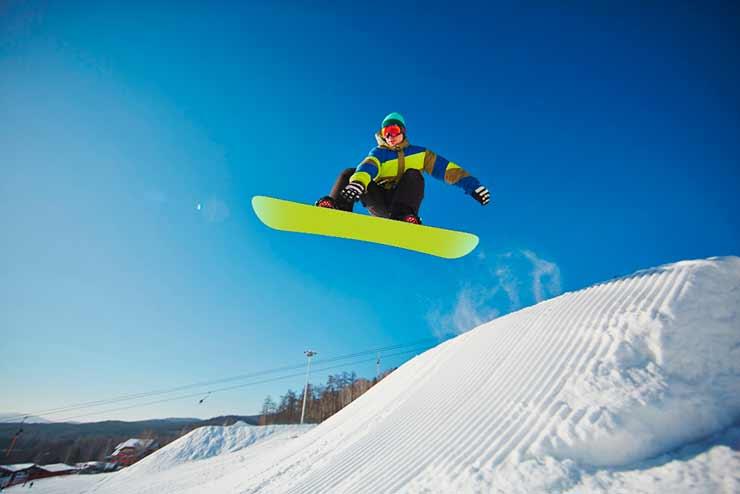 Praticar esportes de inverno em Zermatt