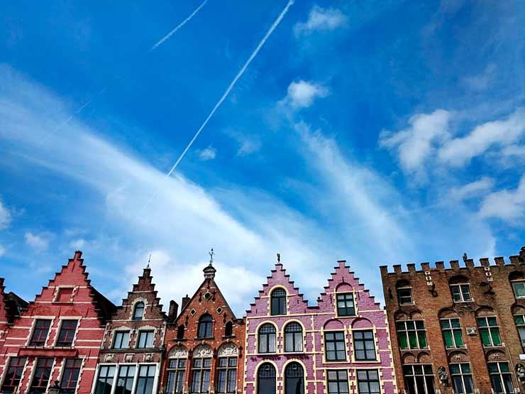 Um pouco de história Antwerp
