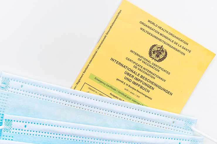 Certificado de vacinação contra Covid-19