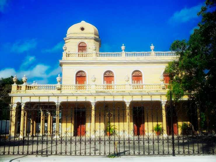 Centro histórico merida