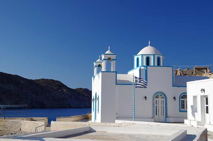 Roteiro Milos, Grécia: quando ir?