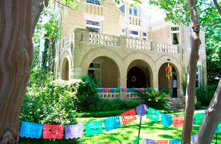King William Historic District San Antonio Texas