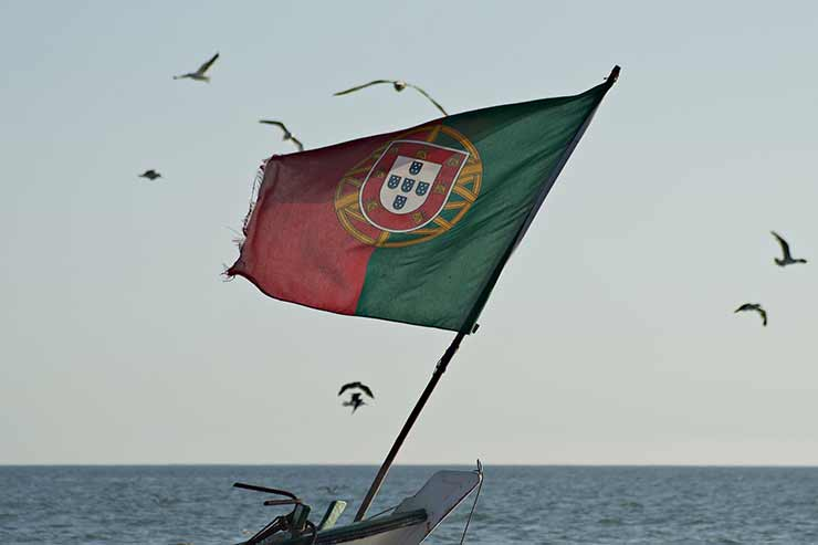 visto para Portugal