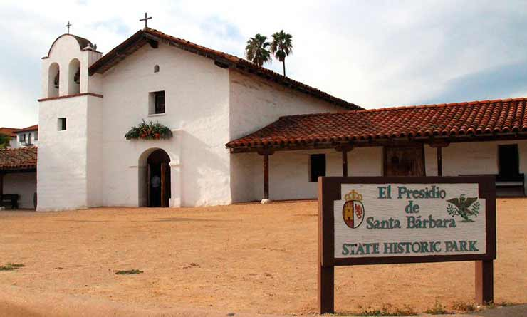 El presidio State Historic Park