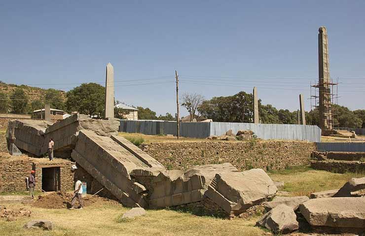 Etiópia Axum
