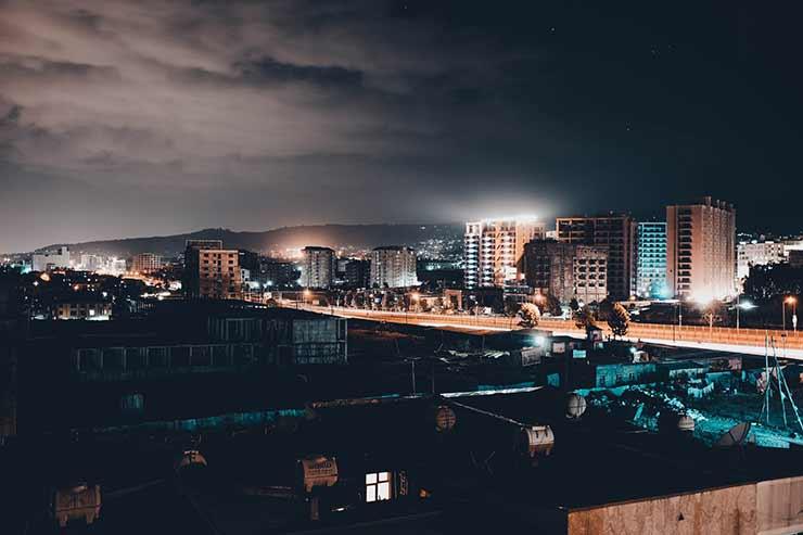 Como é viver na Etiópia?