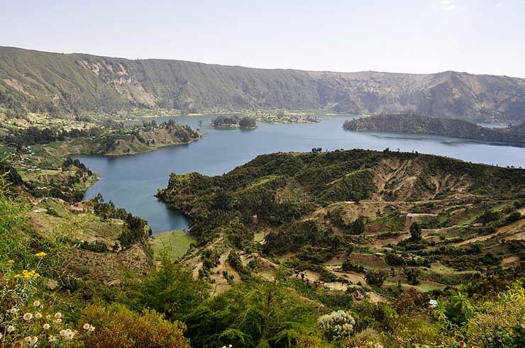 Lago Wonchi