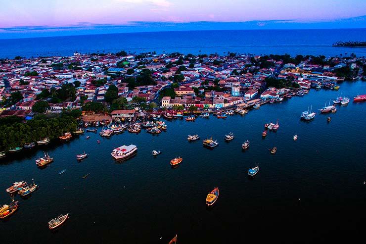 Quantos km de Porto Seguro a Caraíva?