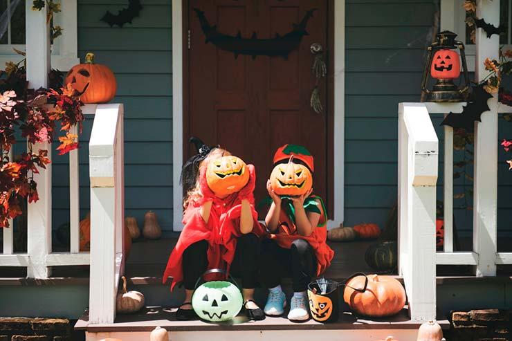Tradições de Halloween nos Estados Unidos